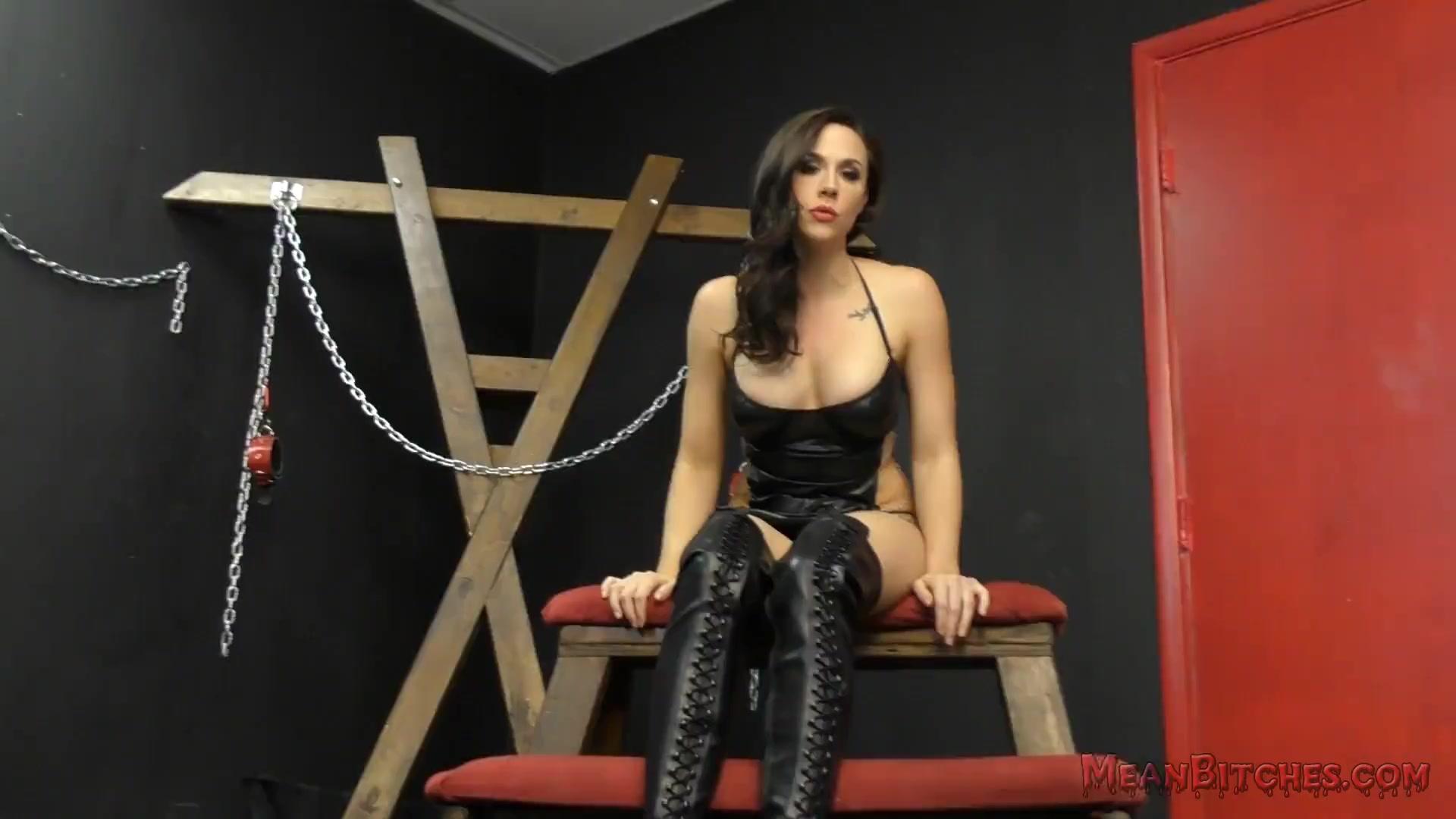 Mistress Gets Fucked Slave