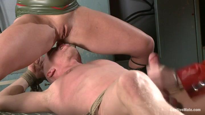 Latex Lucy Bondage Fuck